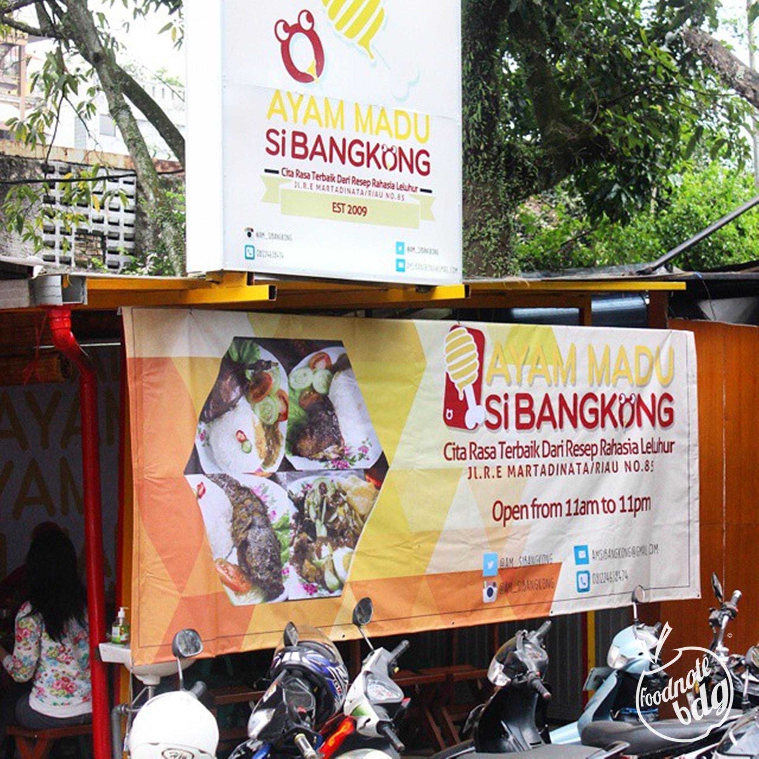 updated!* Ayam Madu Si Bangkong : Resep Leluhur Favorit Mahasiswa sampai  Alumni! – Foodnote Stories