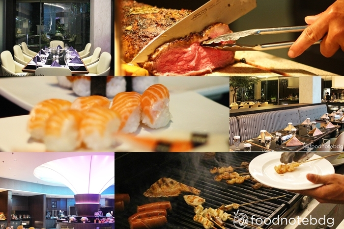 All You Can Eat Fusion Buffet Dinner At Mosaic Crowne Plaza Bandung Foodnote Stories