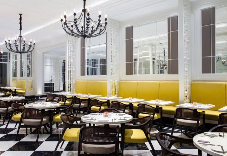 Saffron Restaurant 1