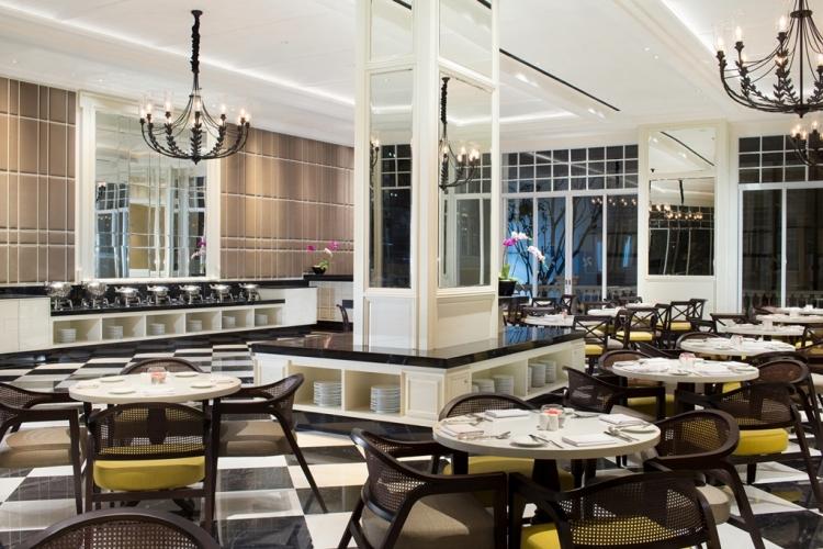 Saffron Restaurant 3