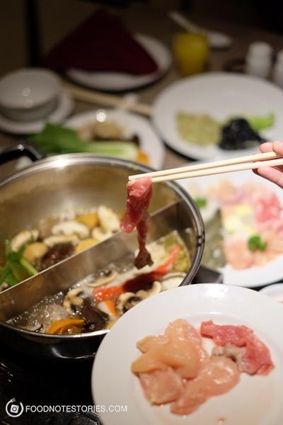 All You Can Eat Hot Pot Harga Hemat Di Best Western Premier La Grande Hotel Bandung Foodnote Stories