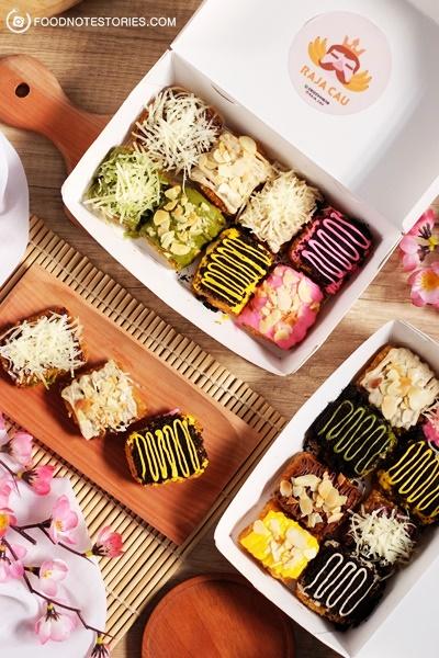 Buka Puasa Sama Pisang Kekinian Dari Raja Cau Bandung Foodnote