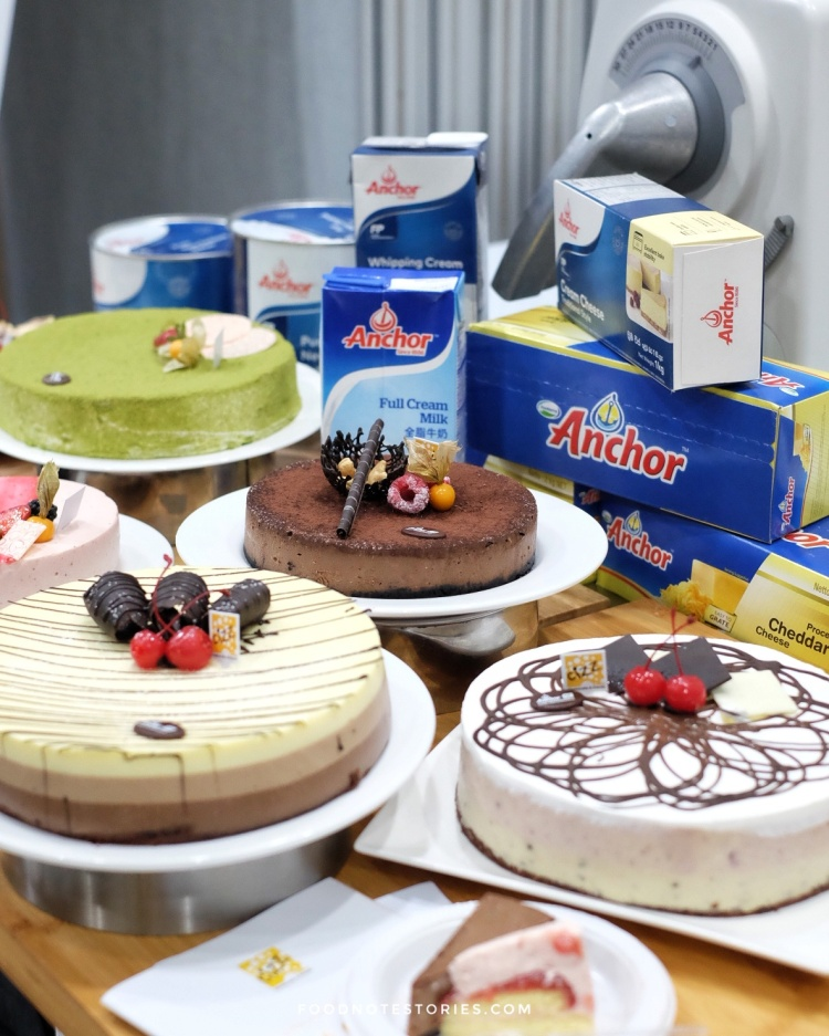 Easy And Fun Cheesecake Class With Cizz Cake And Anchor