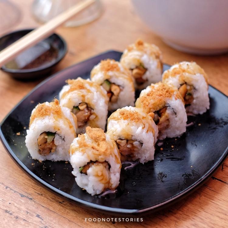 Rekomendasi 20 Sushi Murah Di Bandung Foodnote Stories